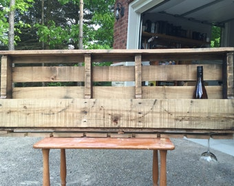 Skid Wine Rack