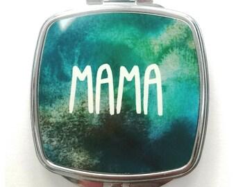 Mama pocket mirror