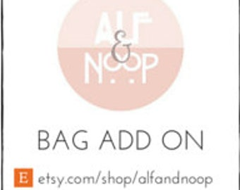 Set of 5 Favor Bags Add On