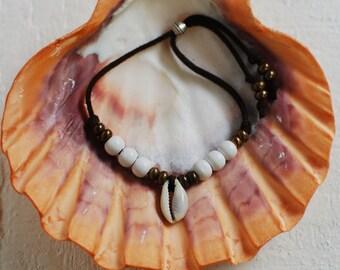 Beach Lover Bracelet,Boho Bracelet,Shell Bracelet,Bohemian Bracelet,Beach Bracelet