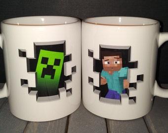 11oz Minecraft Mug