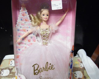 Mattel Barbie as Sugar Plum Fairy doll New in box