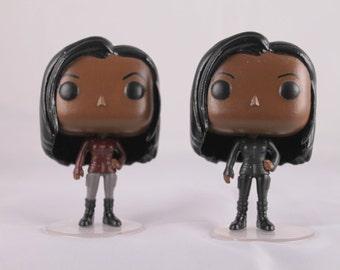 Custom Funko Pop! of Doctor Who's Martha Jones