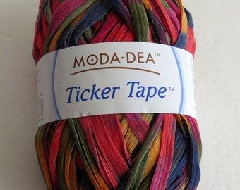 Moda Dea Ticker Tape yarn