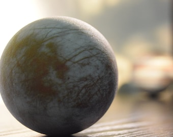 A miniature Europa globe
