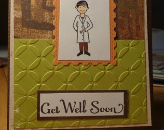Get well soon doctor