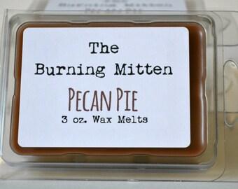 Pecan Pie 3 oz. Wax Melts - CLEARANCE
