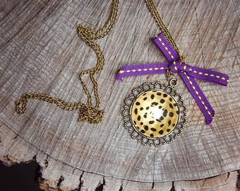 Leopod Necklace ~1 pieces #100419