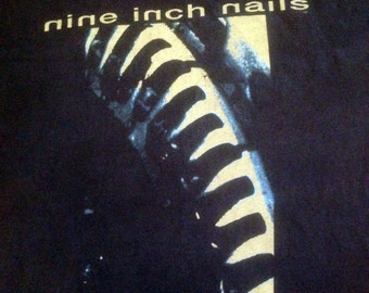 Nine Inch Nails Etsy