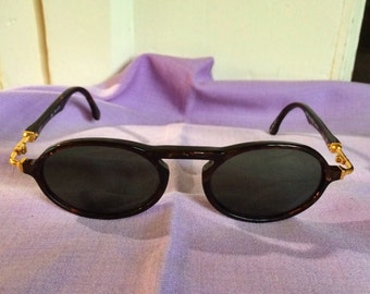 Vintage Ray-Ban Gatsby DLX Style 1 Authentic Tortoise Sunglasses 1980's / 1990's