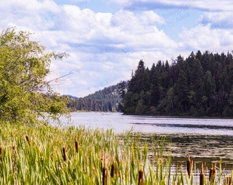 Lake, digital photography, digital photo, nature photography, wall art, instant photography, printable photo, fine art gift, home decor