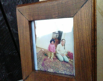 handmade picture frame 6x5 inch