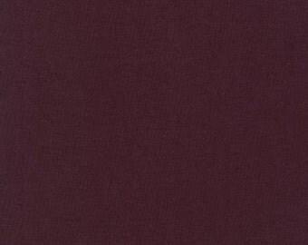 Oxblood Cotton Spandex