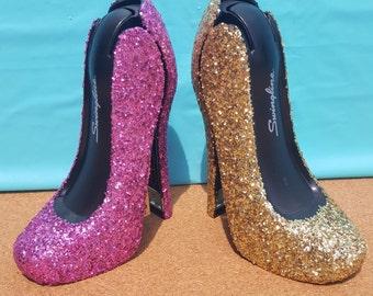Glitter Swingline Stiletto Stapler, Office Supplies, Glitter Stapler, Desk Accessories, Shoe Stapler, Pink Stapler, Gold Stapler, Red Shoe