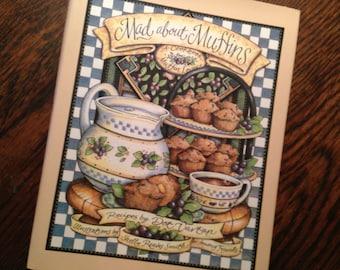 Mad About MUFFINS Cookbook.  D.Vartan