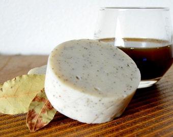 Backwoods Rum Shave Soap