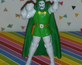 Vintage 1990s Old Store Stock Applause PVC Doctor Doom Figure