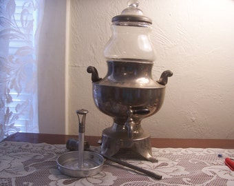 Vintage Coffee Urn Made By Royal Rochester 1912