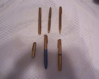 Vintage Windsor Fountain Pens