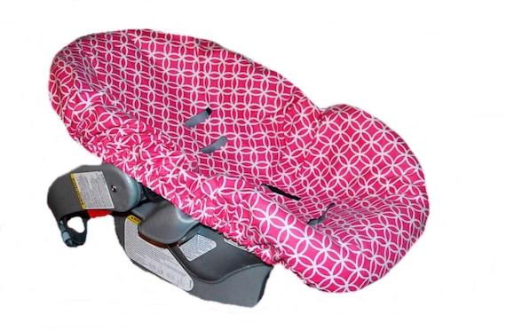 infant car seat cover baby girl car seat liner infant seat. Black Bedroom Furniture Sets. Home Design Ideas