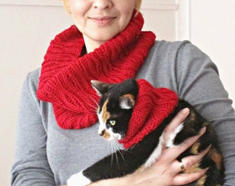 Matching pet owner set for pets Cat and owner scarf Pet Accessoires Pet lovers gift Dog owner scarf for my dog For my cat Matching scarves