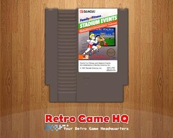 NES - Stadium Events