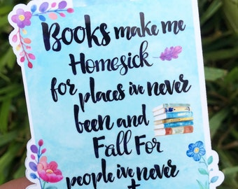Bookish Quote Bookmarks