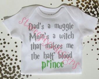 Half Blood Prince shirt