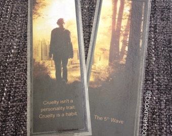The 5th Wave Bookmark