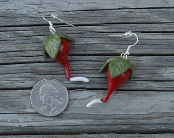 Luna Lovegood's Dirigible Plums earrings