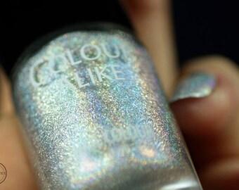 Sinner Lady 2.0 - holographic nail polish