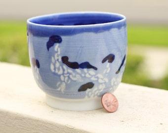 """Porcelain cup, """"Lucia"""""""