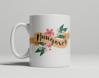 Floral Hungover Mug