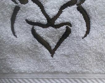 DEER LOVE BATH Towel (Set of 3)