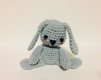 Crochet Bella the Bunny Pattern Download
