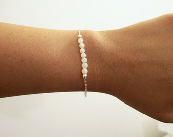 The Olinda Marble Chain Bracelet
