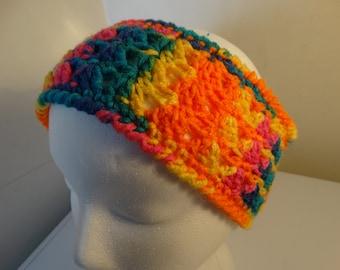 Adult head band ear warmer