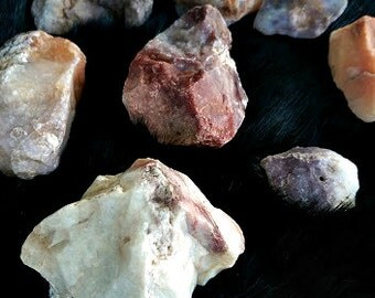 Uncut Texas Agate - Raw Agate - Agate Rough - Rough Agate - Healing Crystals - Raw Crystals - Raw Stones - Uncut Agate - Uncut Crystals