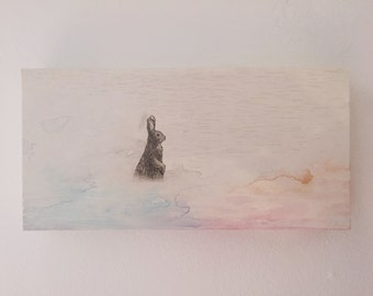Rabbit artwork - in my dream