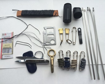 Tactical (US Made) Field Sew Kit