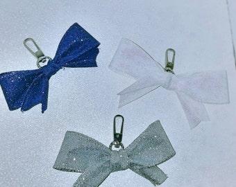 Glitter Cheer Bow Keychain Fundraiser, cheer bow key chain, Cheerleading bow, Glitter Cheer bow