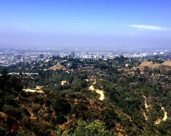 Los Angeles Photography Print