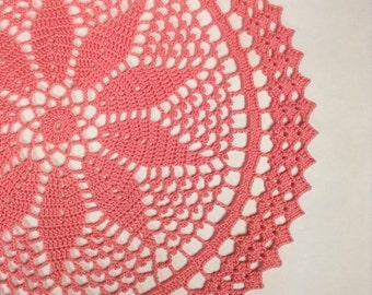 "Coral Doilie - 12"" (#07-03-4)"