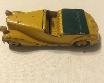 Dinky Toys Sunbeam Talbot sports Coupe 1940's Post War Car