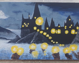 Hogwarts Part 2
