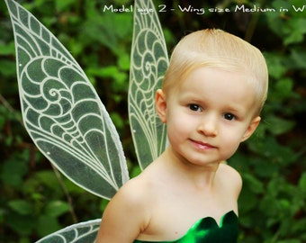Tinkerbell & Periwinkle Pixie Hollow Disney Inspired Fairy Wings - Made to Order