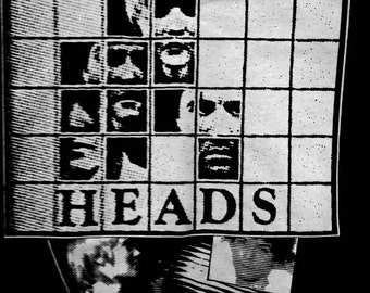 Talking Heads~~FREE SHIPPING~~ David Byrne Roxy Music Blondie Television David Bowie Remain in Light