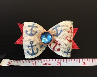 Anchors Away! Dog bow