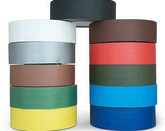 """Free Shipping 1/2"""" Gaffers Stage Tape 180ft. hula hoop grip tape 11 Colors available."""