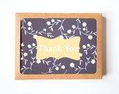 Floral Thank You Cards, S...